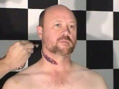 Thumbnail of Cut throat make-up - Video