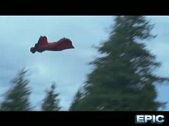 Thumbnail of Base jumping or flying?