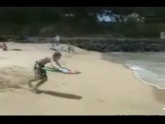 Thumbnail of How not to surf