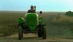 Thumbnail of Speeding tractor