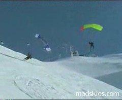 Thumbnail of Alpine Speed Paragliding