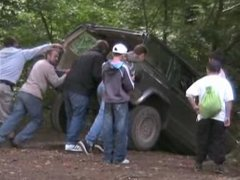 Thumbnail of How to destroy a Jeep
