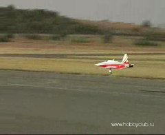 Thumbnail of RC plane crashes