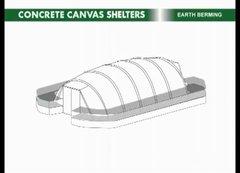 Thumbnail of Concrete Canvas Shelters