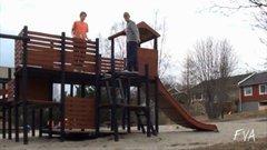 Thumbnail of Playground Backflip Fail