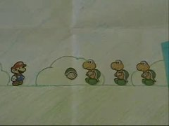 Thumbnail of Paper Mario animation