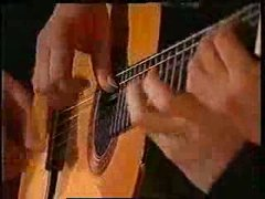 Thumbnail of Brilliant four-handed guitar playing