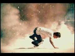 Thumbnail of Explosive skateboarding in slow motion