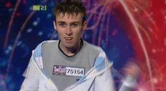 Thumbnail of Britain's Got Talent Unseen - David Williams (dancer)