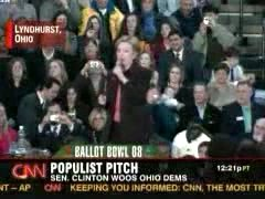"Thumbnail of Hillary chants ""Yes we will! Yes we will!"""