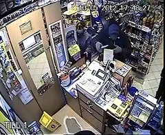 Thumbnail of Would-be Robber Stopped By Folding Chair