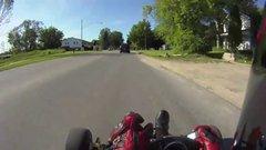 Thumbnail of $5,000 go kart stroll