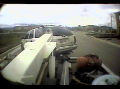 Thumbnail of How not to tow a car