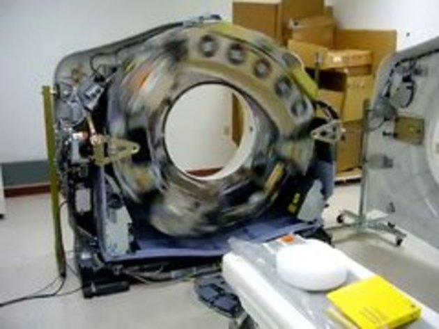 inside machine