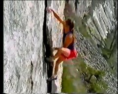 Thumbnail of Speed climbing